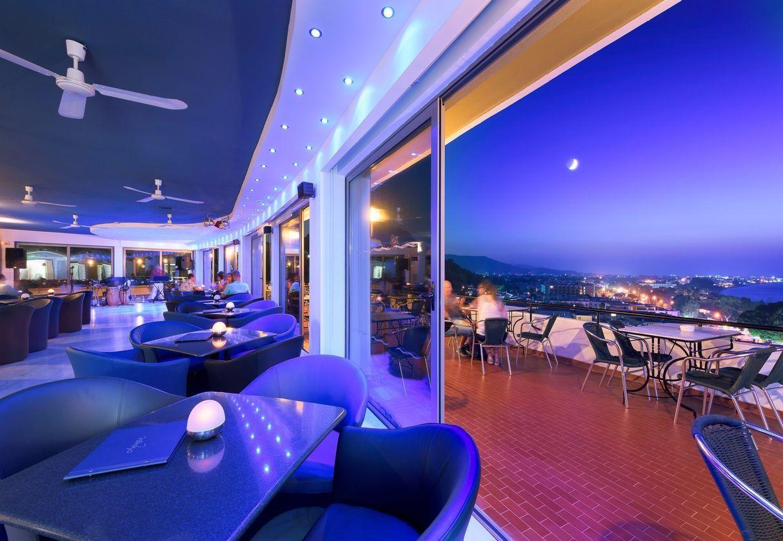 Blue Room Summer Nights