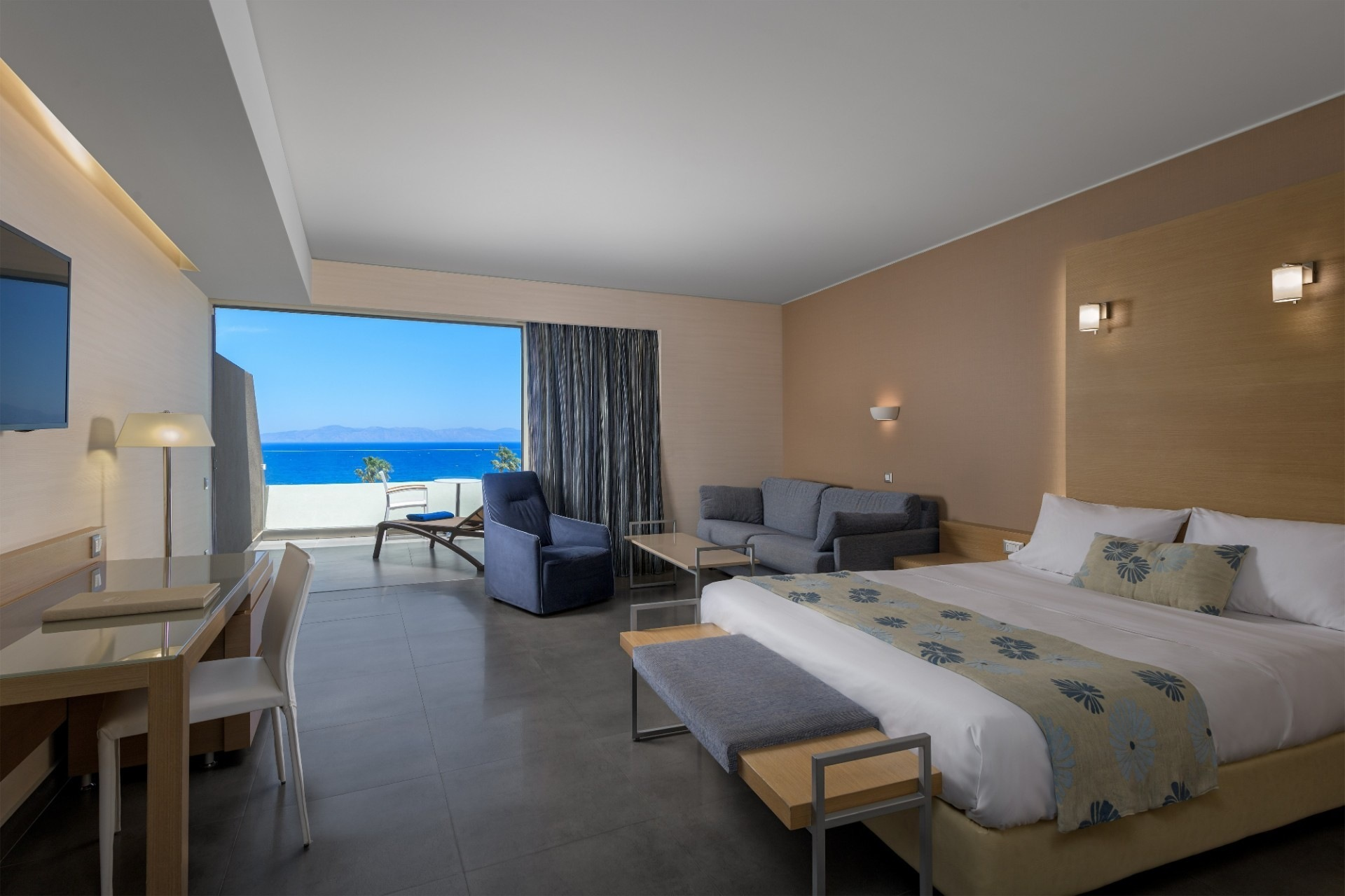 Large Double Room Sea View